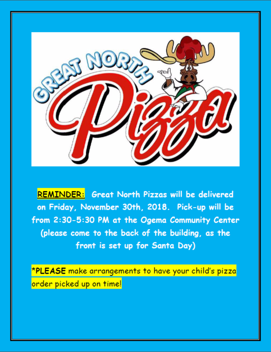 Great North Pizza