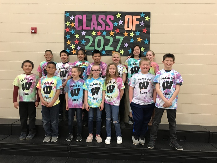 Congratulations to the Ogema 4th graders on a wonderful final program! They sure were impressive! This group is kind, funny, and energetic. They will be missed greatly!! Good luck in Waubun!