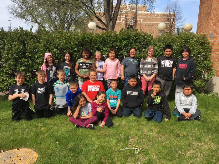 3rd grade field trip to the Planetarium