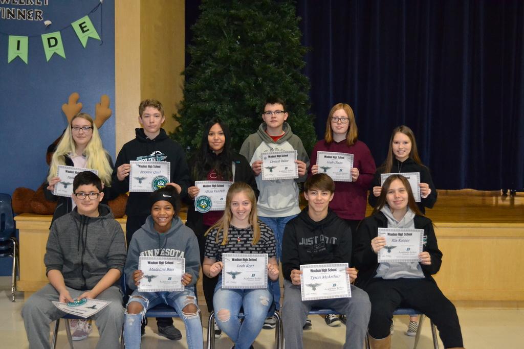 Academic Breakfast was held this morning for students who earn Academic Letters from the 2018-2019 Semester 2 grading period. This is a high honor as it included more than just a high GPA. Full Requirements are listed in the student handbook/calendar. A special thank you to the speaker today: Mr. Sam Mason.